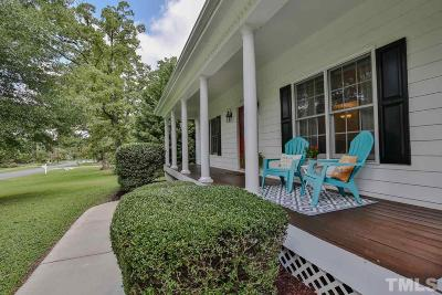 Durham Single Family Home For Sale: 4202 Holt School Road