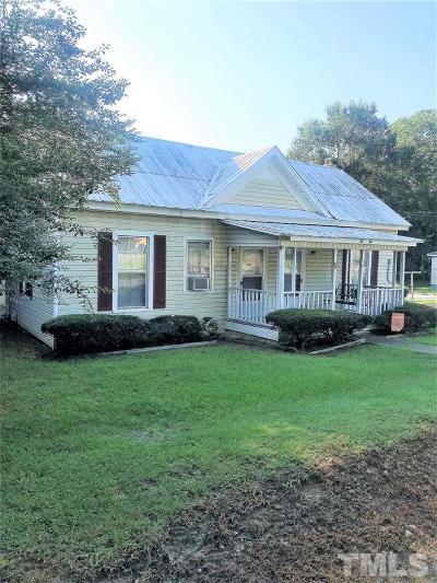 Single Family Home For Sale: 80 N Dunn Street