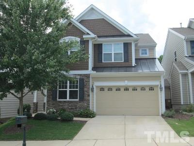 Wake Forest Townhouse For Sale: 1413 Kirkwood Hill Way