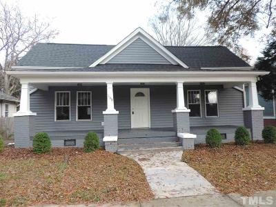 Durham Single Family Home For Sale: 108 N Driver Street
