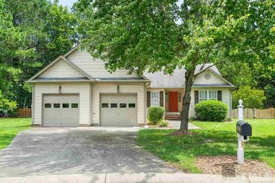 Durham Single Family Home For Sale: 105 Darden Place