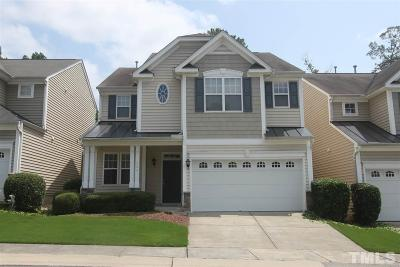 Morrisville Rental For Rent: 605 Meeting Hall Drive