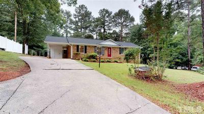 Durham Single Family Home For Sale: 5702 Wake Forest Highway