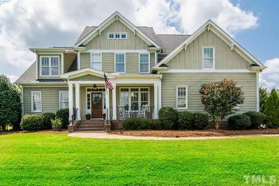Wake Forest Single Family Home For Sale: 5701 Jabbo Court