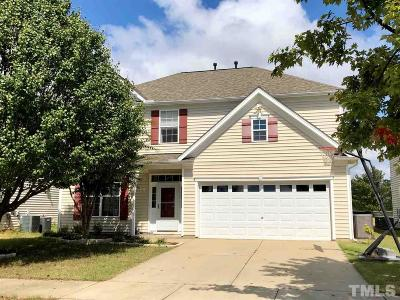 Wake County Single Family Home For Sale: 212 Stobhill Lane