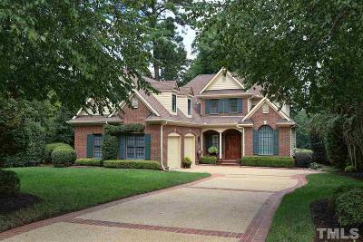 Chapel Hill Single Family Home For Sale: 50015 Brogden