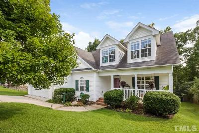 Holly Springs Single Family Home For Sale: 309 Holly Thorne Trace