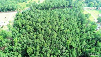 Harnett County Residential Lots & Land For Sale: Fleming Road