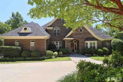 Chapel Hill Single Family Home For Sale: 11409 Governors Drive