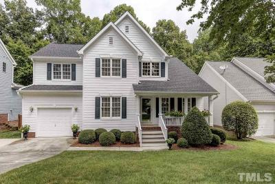 Cary Single Family Home For Sale: 200 Mint Hill Drive