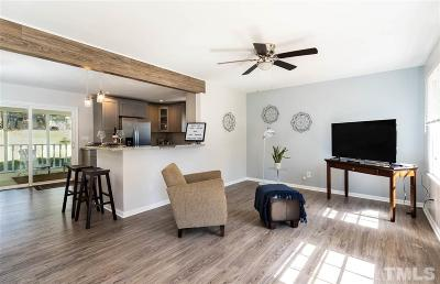 Cary NC Single Family Home For Sale: $275,000