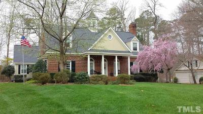 Wake Forest NC Single Family Home For Sale: $389,900