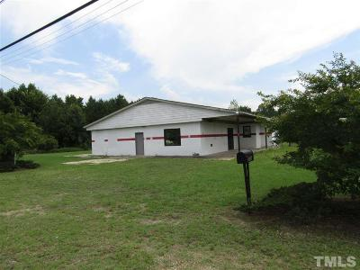 Johnston County Commercial For Sale: 373/B W Market Street