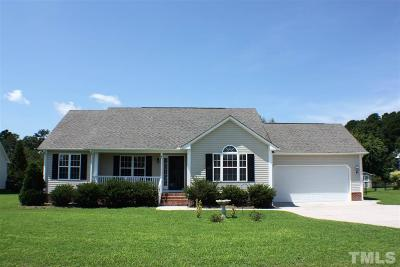 Johnston County Single Family Home For Sale: 161 Jesse Drive