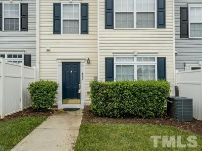 Raleigh Condo For Sale: 3010 Barrymore Street #103