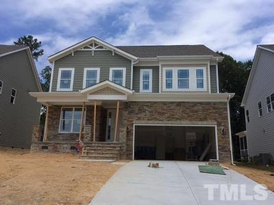 Wake Forest NC Single Family Home Pending: $422,026