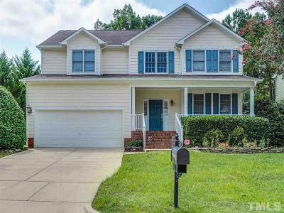 Raleigh Single Family Home For Sale: 2421 Barton Oaks Drive
