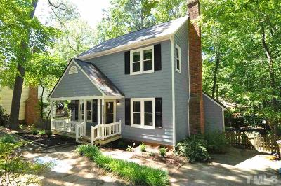 Wake Forest NC Single Family Home For Sale: $185,000