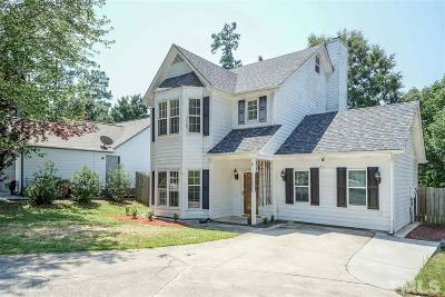 Cary Single Family Home For Sale: 103 London Plain Court