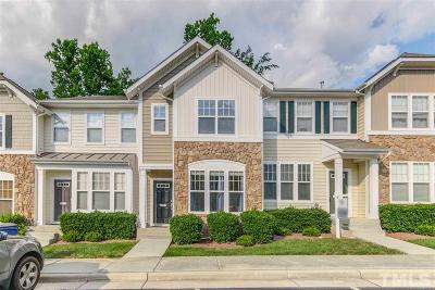 Raleigh Townhouse For Sale: 5114 Green Knight Court