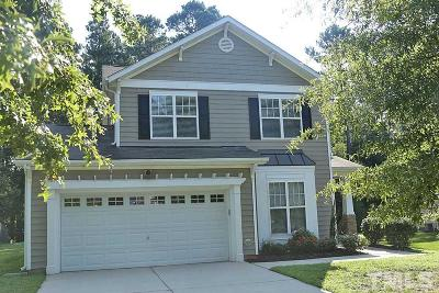 Durham Single Family Home For Sale: 3315 Silver Star Drive