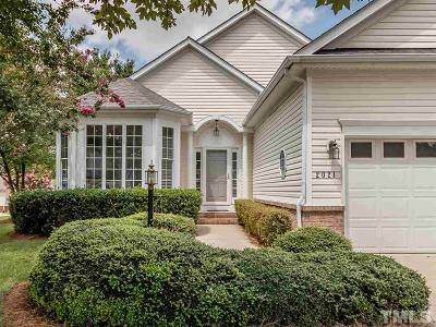 Cary NC Single Family Home For Sale: $340,000