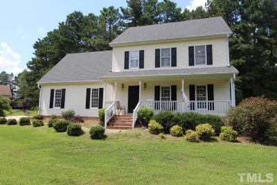 Creedmoor Single Family Home For Sale: 3181 Hardie Street