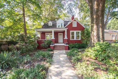 Durham Single Family Home For Sale: 903 Green Street