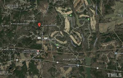 Wake County Residential Lots & Land For Sale: 1017 High Trail Court