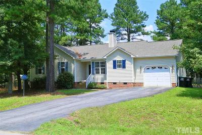Wake County Single Family Home For Sale: 6417 Silver Spring Court