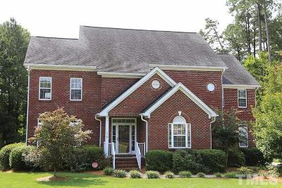 Raleigh NC Single Family Home For Sale: $565,000
