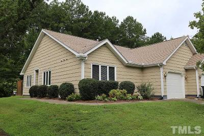 Durham County Townhouse For Sale: 4214 Pin Oak Drive