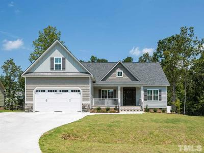 Johnston County Single Family Home For Sale: 97 Evie Drive