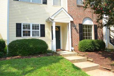Raleigh NC Condo For Sale: $122,900