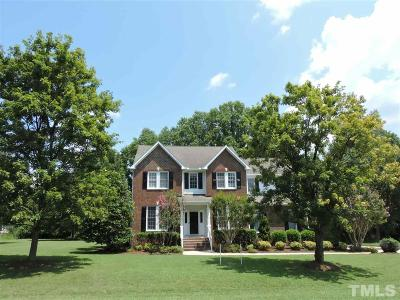 Fuquay Varina, Holly Springs Single Family Home For Sale: 1017 White Meadows Drive