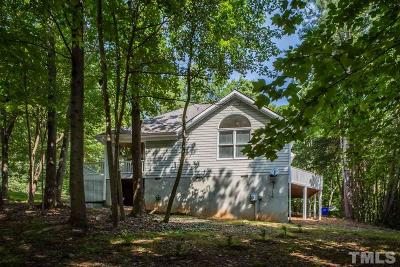 Chapel Hill Single Family Home For Sale: 109 Hardwick Place