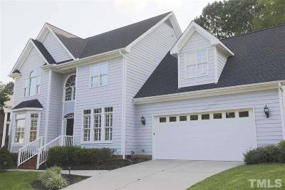 Wake County Single Family Home For Sale: 231 Billingrath Turn Lane