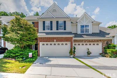 Raleigh NC Townhouse For Sale: $259,900