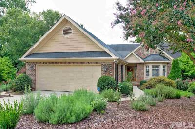 Wake County Single Family Home For Sale: 117 Talon Drive