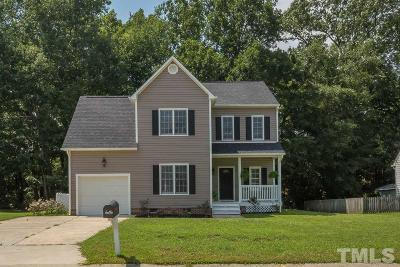 Holly Springs Single Family Home For Sale: 709 Guadeloupe Court