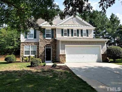 Holly Springs Single Family Home Pending: 205 Olvera Way