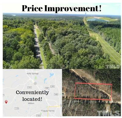 Holly Springs Residential Lots & Land For Sale: Cass Holt Road