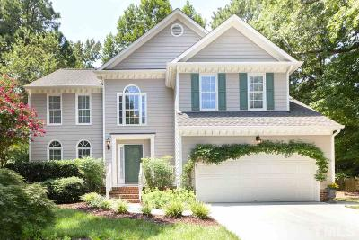 Wake County Single Family Home For Sale: 2207 Winpost Lane