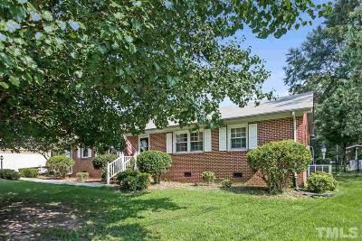 Durham Single Family Home For Sale: 133 Brenrose Circle