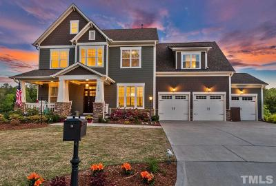 Holly Springs Single Family Home For Sale: 100 Rambling Oaks Lane