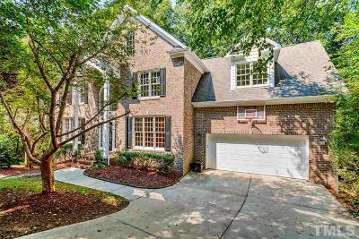 Cary Single Family Home For Sale: 211 W Camden Forest Drive