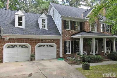 Cary Single Family Home For Sale: 211 Parkknoll Lane