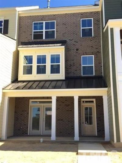 Holly Springs Rental For Rent: 345 Old Ride Drive