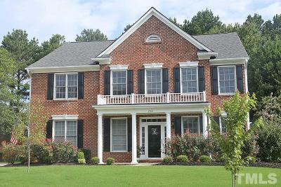 Cary Single Family Home For Sale: 214 Shillings Chase Drive