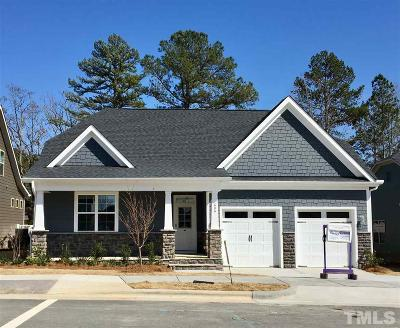 Knightdale Single Family Home For Sale: 606 Heartland Flyer Drive #Lot 57